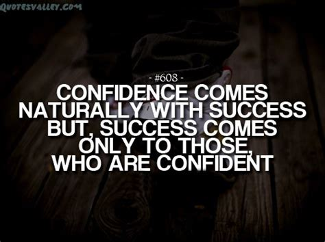 Self Confidence Quotes 22 Quotes About Self Confidence That Will Brighten Up Your