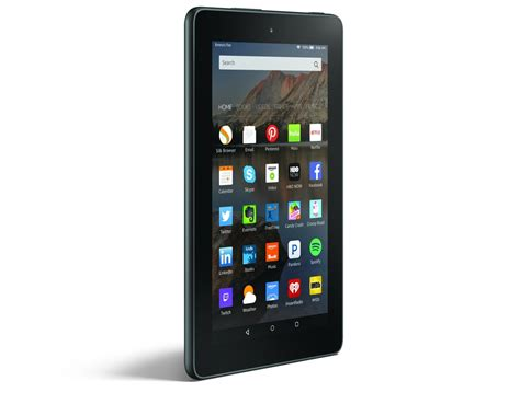 amazon fire tablet amazon fire 7 inch 49 tablet overview