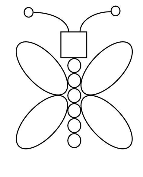 figuras geometricas basicas para colorear figuras geometricas para colorir az dibujos para colorear