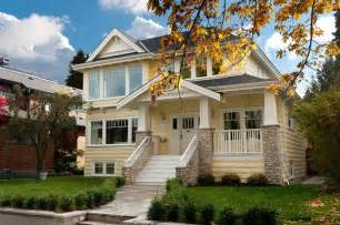 Tv Show Curb Appeal - the yellow house