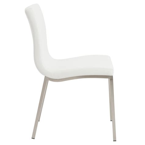 brushed stainless steel dining chairs dining chair with brushed stainless steel legs