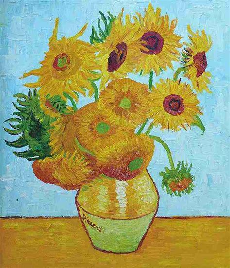 Van Gogh Sonnenblumen Keilrahmenbild Auf Leinwand Ebay | van gogh sonnenblumen keilrahmenbild auf leinwand ebay