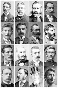 1920s mens facial hair victorian men s hairstyles amp facial hair a the