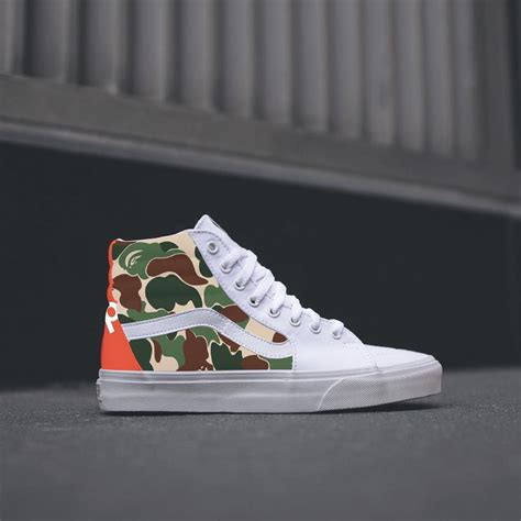 supreme clothing shoes supreme x bape vans limited august 14 follow