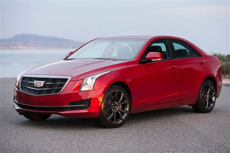 Cadillac Ats Black by The Cadillac Ats And Cts Get Black Chrome Wheels And More