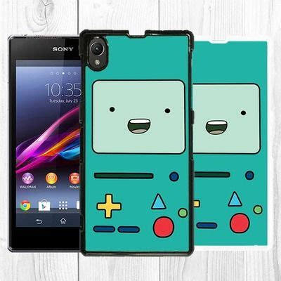 Adventure Time Beemo Casing Iphone Ipod Htc Xperia Samsung adventure time beemo bmo sony xperia z2 z1 back cover