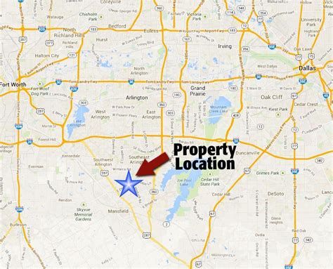 Tarrant County Property Deed Records 0 98 Acres In Tarrant County