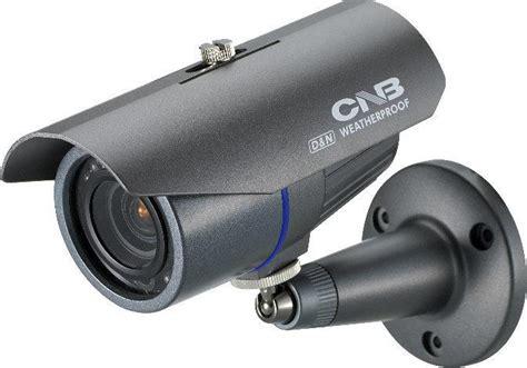 Cctv Cnb cnb wcm 20vf monalisa 3 8 9 5mm weatherproof ir dome