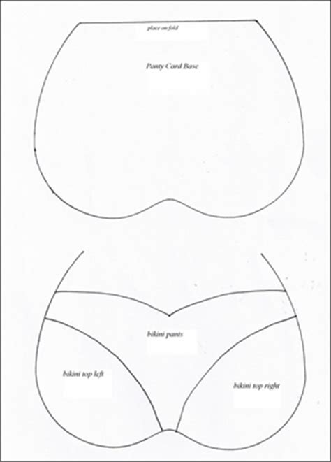 bra template for cards angie s paper a card for support