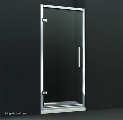 Hinged Shower Door Replacement Merlyn Series 8 Hinged Shower Door Uk Bathrooms