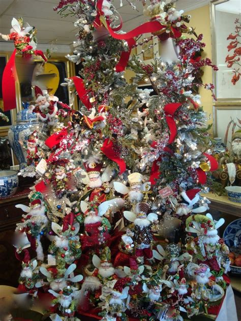 389 best images about decorated christmas trees on
