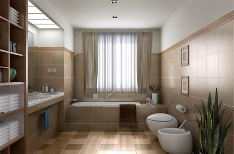 Real Estate 3d Rendering Blueprint Effects 3d Bathroom Designs