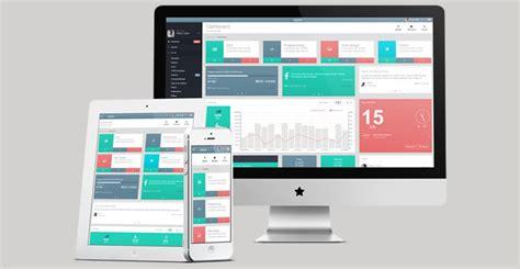 themeforest admin dashboard site templates rapido responsive admin dashboard theme