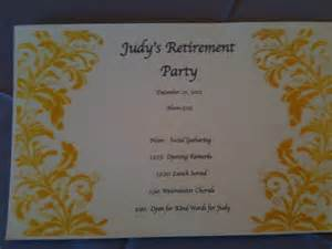 Download image retirement party dinner program pc android iphone and