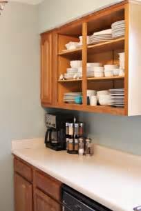 open cabinets casa de luna creations open shelving cabinets