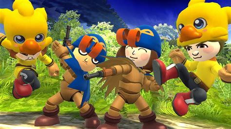 Miis Mba Iep Start Date by Costume Dlc For Smash Bros And More Amiibo S Goomba