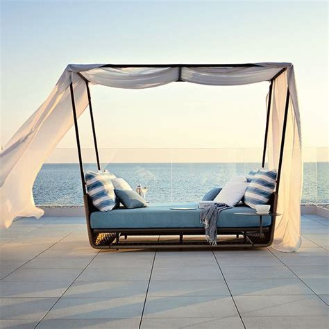 Curtains For Canopy Beds 48 spectacular outdoor daybeds for relaxing in the sun