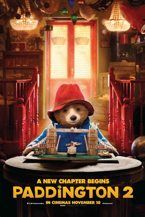 paddington 2 the junior novel books paddington 2 preview clip sees the bars