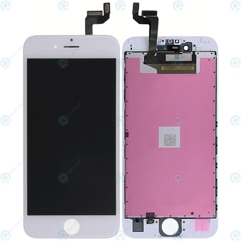 display module lcd digitizer white for iphone 6s