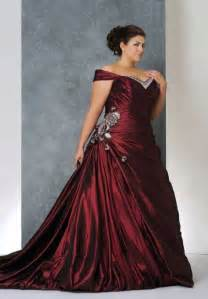 plus size wedding dresses with color weddingwoow