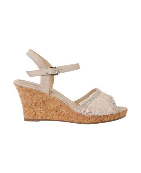 glitter wedge sandals summer shoes