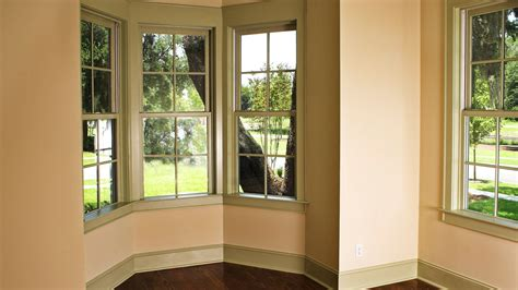window window treatments for bay window design ideas with beige wall for contemporary home