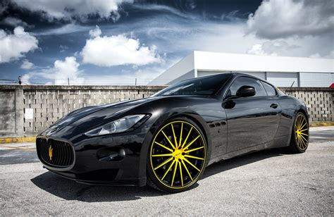 custom maserati customized maserati granturismo exclusive motoring