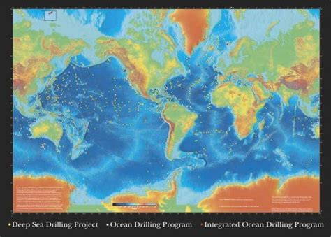 Investigating Seafloors And Oceans 1 three seafloor spreading activities for the price of one joides resolution drilling
