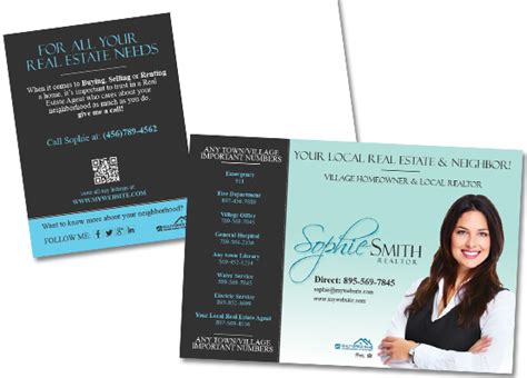 realtor cards template real estate postcards real estate postcards