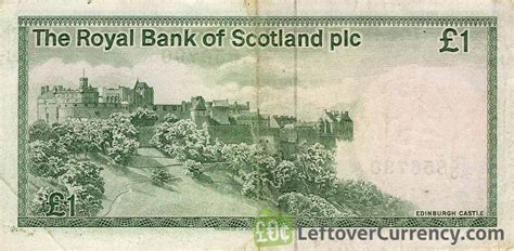 the royal bank of scotland royal bank of scotland 1 pound 1982 1986 exchange yours