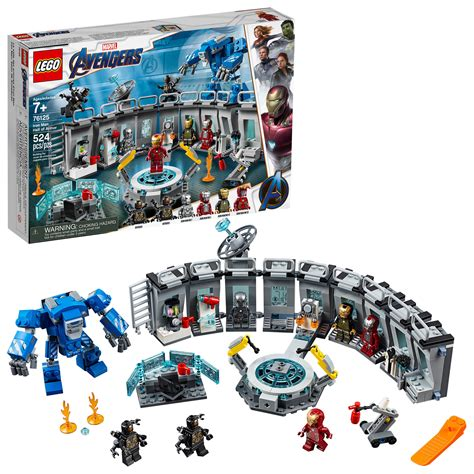 avengers endgame lego sets officially revealed