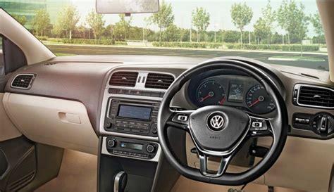 vento volkswagen interior volkswagen vento facelift launched 7 speed dsg auto