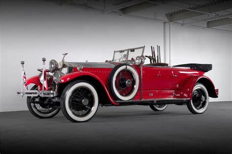 1925 rolls royce phantom rolls royce hunting car classiccarweekly net