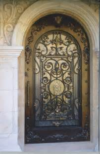 security used wrought iron door gate designs entrance