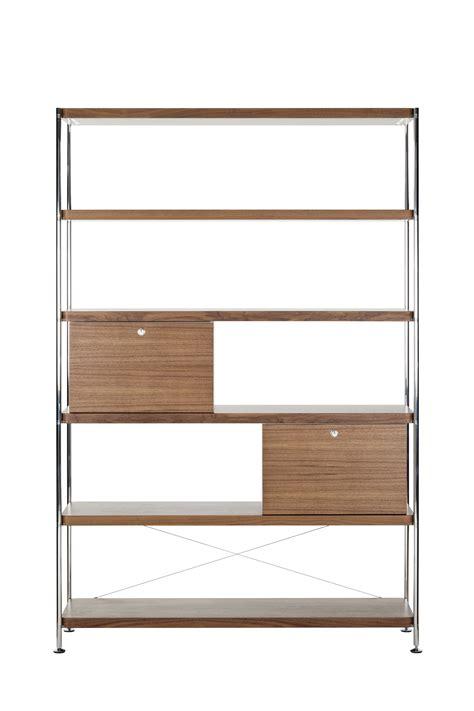 scaffale legno componibile 7000 scaffale by thonet design f p design