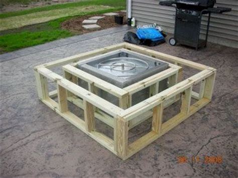 gas pit designs 25 best ideas about diy gas pit on