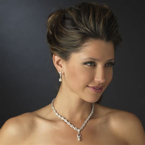 hot wedding hair accessories three piece for designer crystals and pearls a match made in bridal heaven