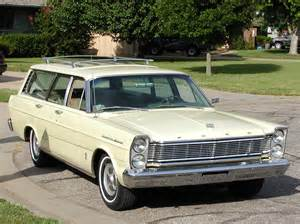Ford Station Wagon 1965 Ford Station Wagon
