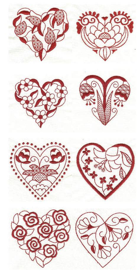 heart embroidery pattern embroidery designs free machine embroidery designs