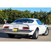 The 1970 Pontiac Trans Am Was Perfect Balance Of