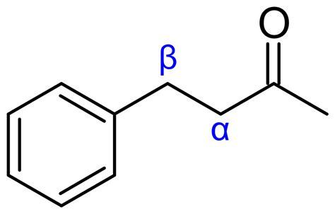 alfa lettere greche alpha and beta carbon