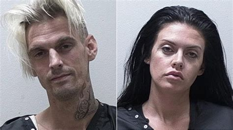 aaron carter who is aaron carter arrested on suspicion of dui slams brother