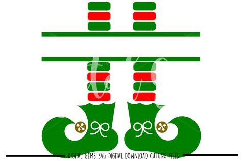 printable elf legs elf legs svg png eps dxf files by design bundles