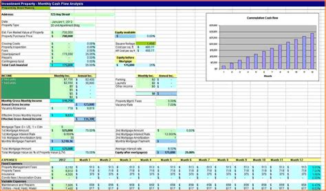 real estate budget template 5 real estate expense tracking spreadsheet excel