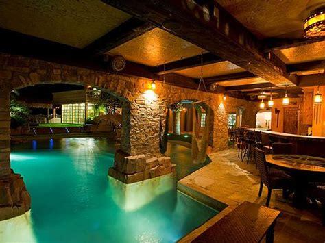 pool badezimmerideen indoor outdoor pool wow mansiones