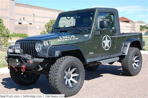 2006 Jeep Unlimited Rubicon For Sale 2006 Jeep Wrangler Unlimited Rubicon Rubitrux Html Autos