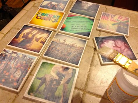 diy instagram diy instagram coasters
