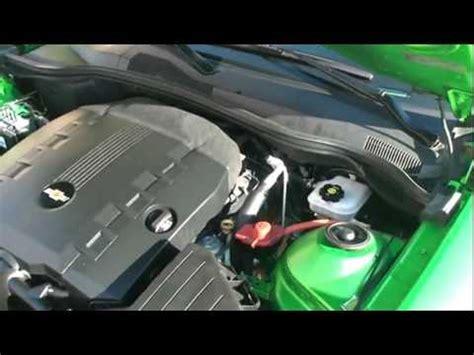 2014 chevrolet camaro 2lt v6 323 hp engine sound | doovi