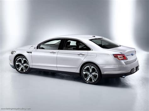 2015 ford taurus redesign review pricing and pictures