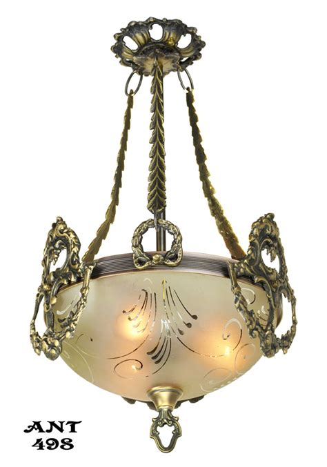 vintage hardware lighting antique edwardian ceiling